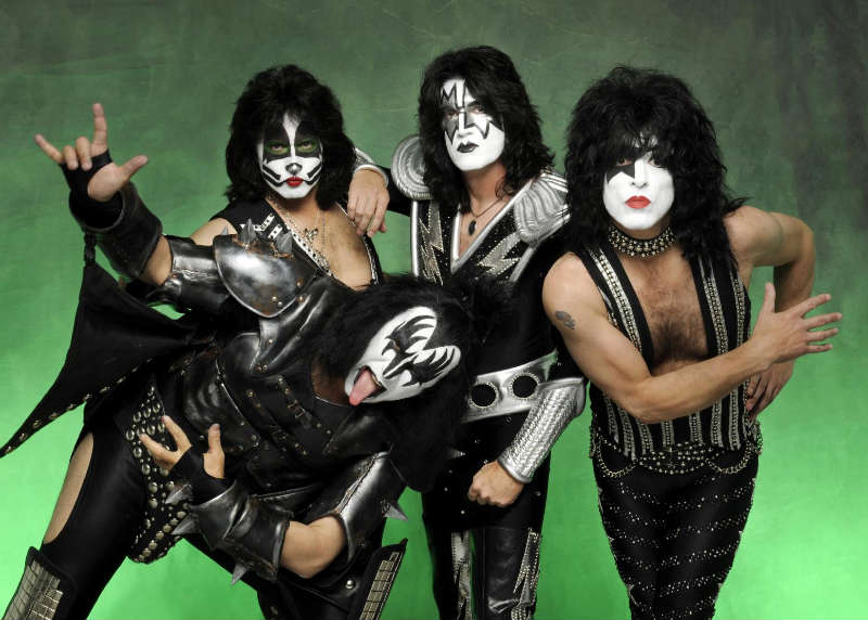 Kiss TrackPack till Guitar Hero 5