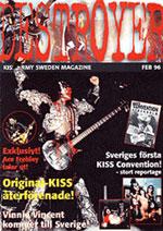 Destroyer # 1 Februari 1996