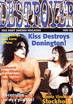 Destroyer # 2 November 1996