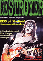Destroyer # 3 Juli 1997