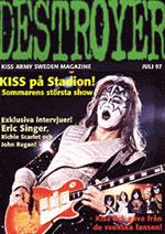 Destroyer # 3 Juli 1997