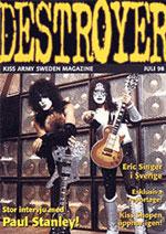 Destroyer # 4 Juli 1998