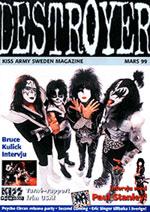 Destroyer # 5 Mars 1999