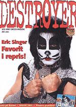 Destroyer # 8 Juli 2001