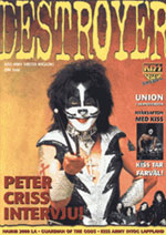 Destroyer # 7 Juni 2000